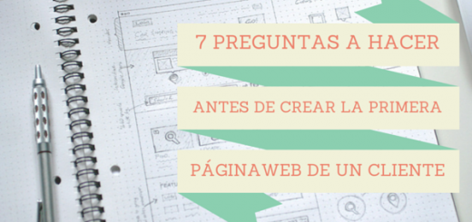 00-7 Preguntas a Hacer antes de construir la Primera Página Web de un Cliente