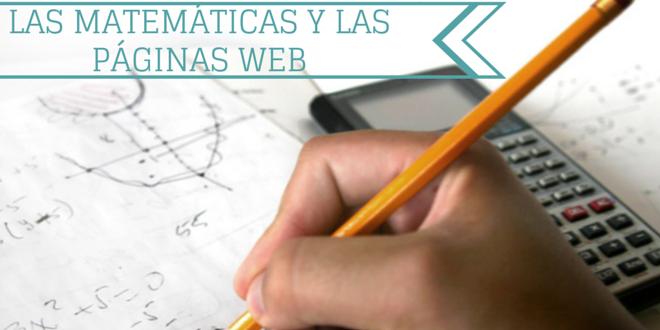 Las matemáticas detrás de un proyecto de páginas web exitoso