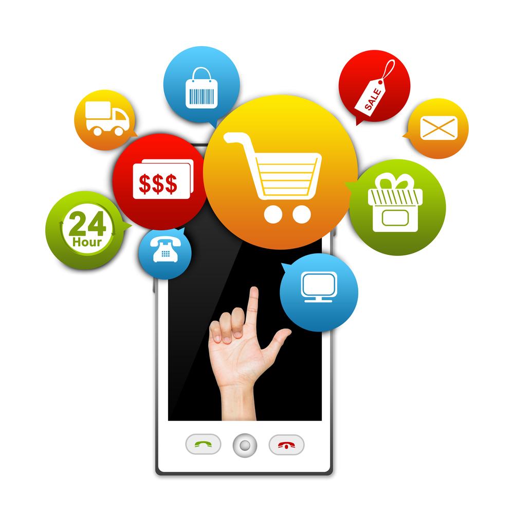 Las compras con dispositivos móviles alcanzan el 42,2%