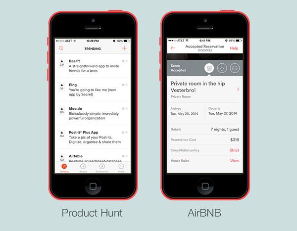 03-5 tendencias de diseño de aplicaciones móviles de las cuales podemos aprender algo