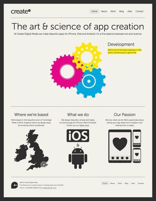 03-Principios-de-Diseño-de-Páginas-Web-Peso-Visual-y-Dirección