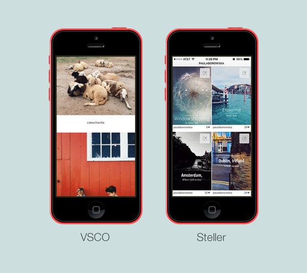 06-5 tendencias de diseño de aplicaciones móviles de las cuales podemos aprender algo