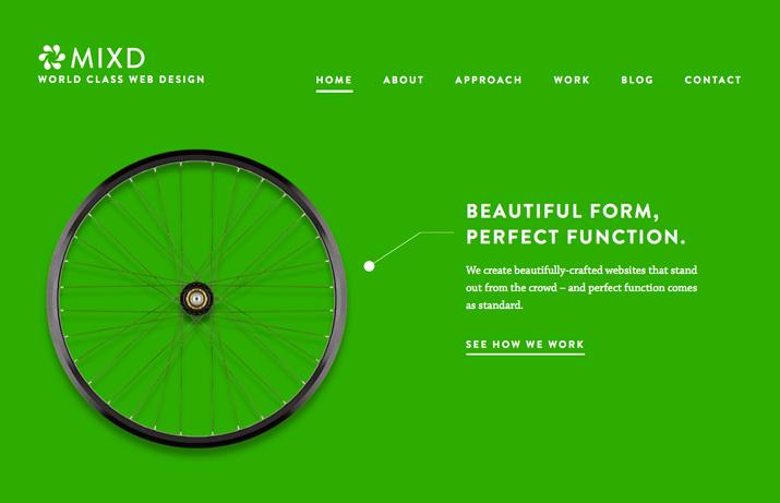 Diseño web: cómo crear un balance entre texto y contenido visual