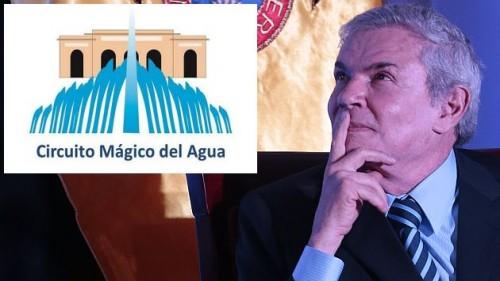 10-El Circuito mágico del Agua renueva su logo