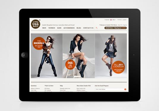 Higher ha ganado varios premios gracias a su diseño Web.