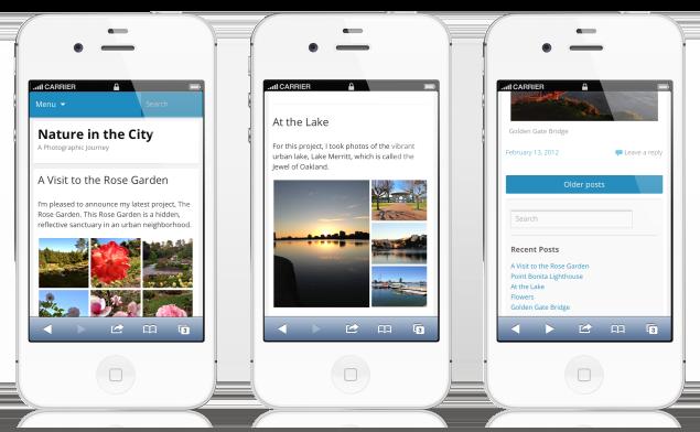 Cómo hacer que tu blog de WordPress sea amigable con dispositivos ...