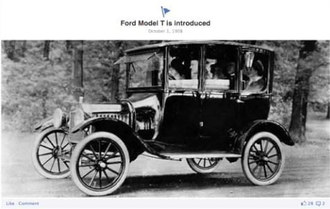 Acontecimiento Importante Ford