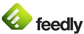 Feedly es una ayuda para agregar contenido de la web que se relaciona con tu marca.