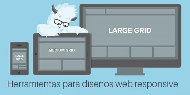 Herramientas para  diseños web