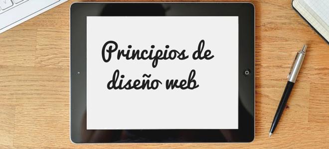 Principios de diseño web de páginas web: Balance composicional