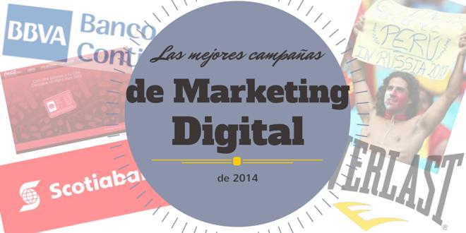 Las campañas de marketing digital más recordadas de 2014