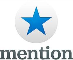Mention app logo
