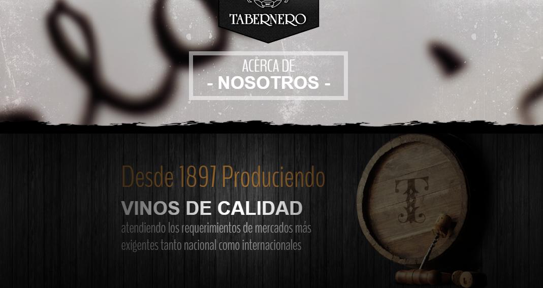 Tabernero diseño web 04