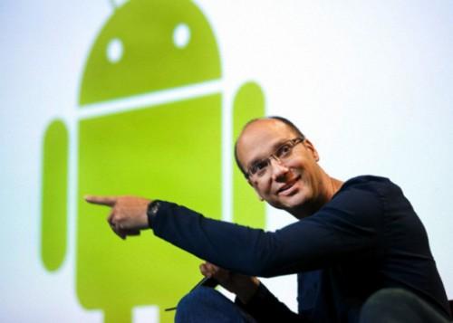 Andy Rubin, uno de los creadores de Android