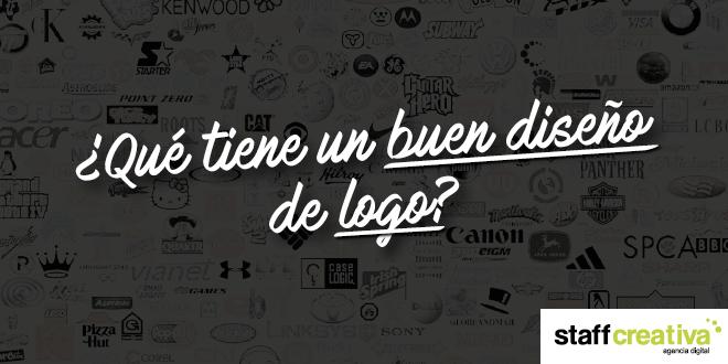 ¿Qué tiene un buen diseño de logo?