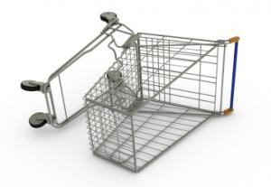 carrito de compras abandonado