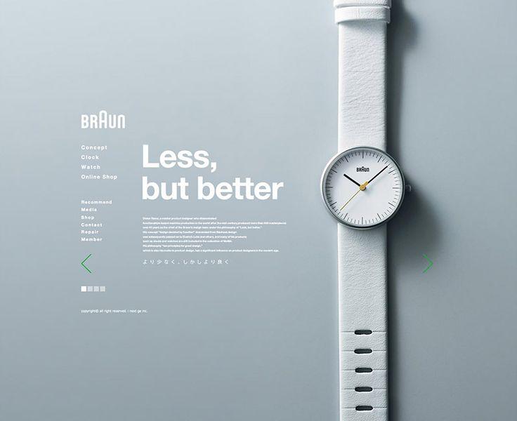 Cmo hacer que tu diseo web minimalista sea emocionante Rincn