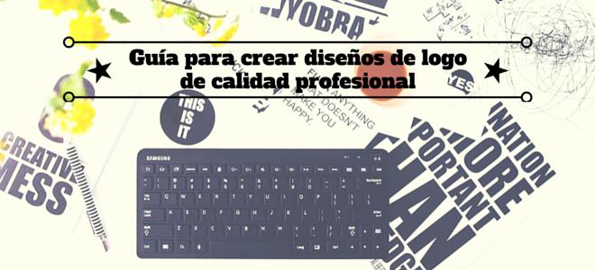 Diseño De Logos Guía Para Crear Logos De Calidad Profesional