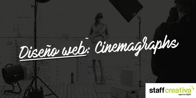 Diseño web: Los Cinemagraphs