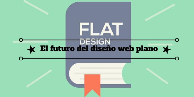 diseño web plano