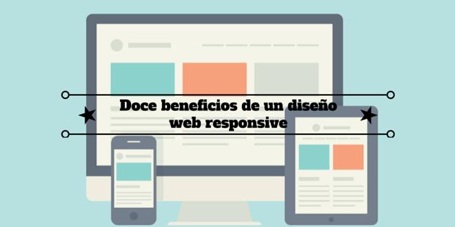 Doce beneficios de un diseño web responsive