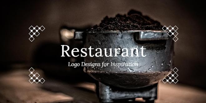 veintidós diseños de logos de restaurantes que te inspirarán