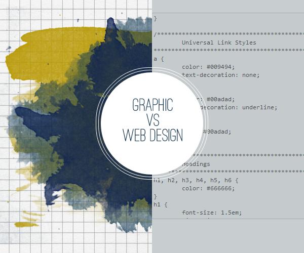diseno-grafico-vs-web