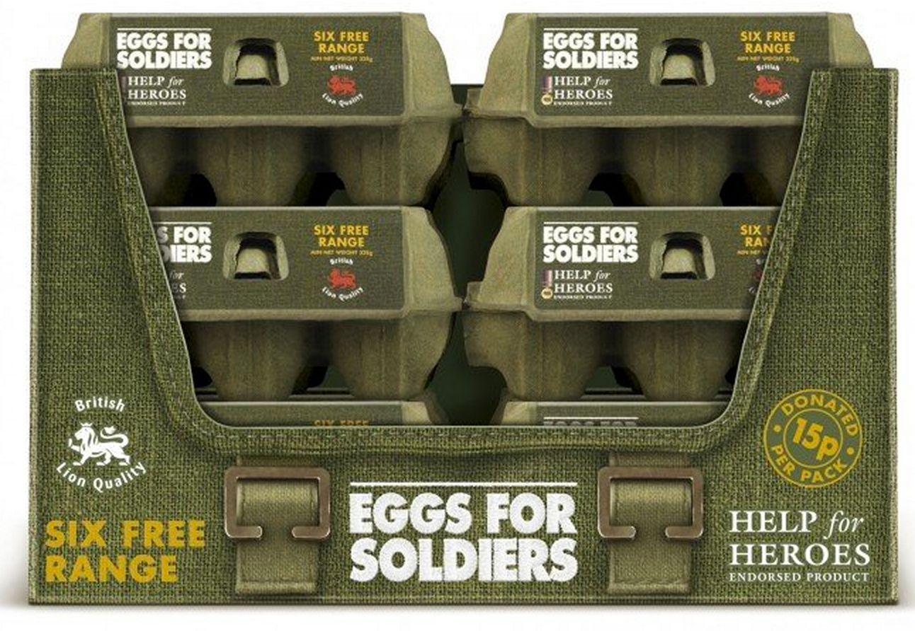 eggs-soldiers