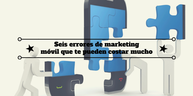 errores marketing