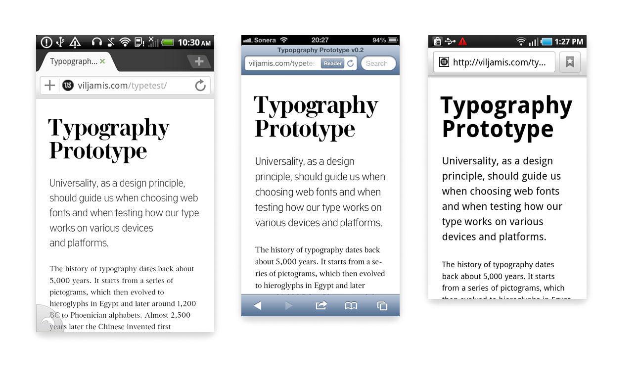 web-design-tipography