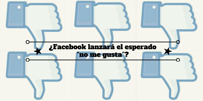 ¿Facebook lanzará el esperado «no me gusta»?