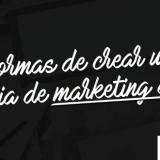 formas crear agencia marketing digital