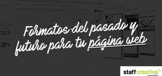 formatos pasado futuro pagina web