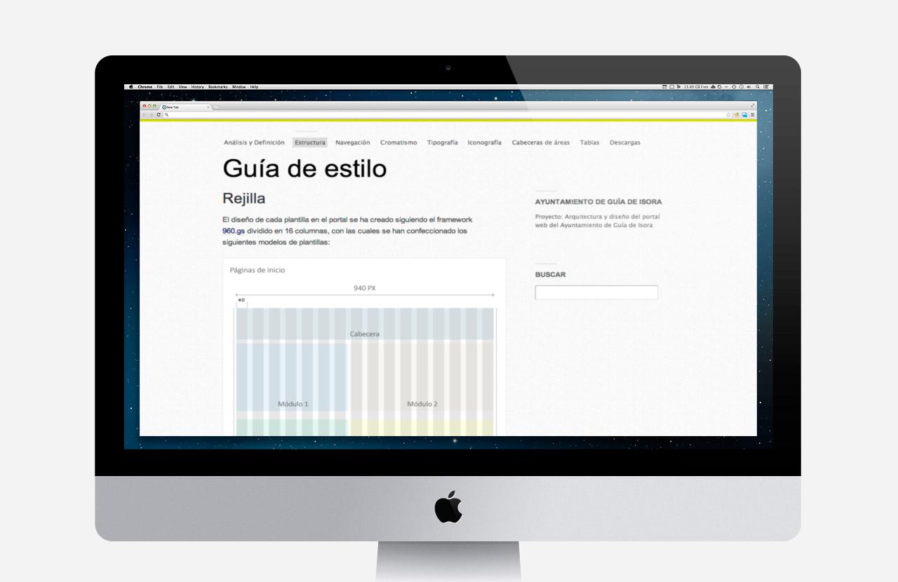 Cómo crear una guía de estilo de diseño de páginas web?
