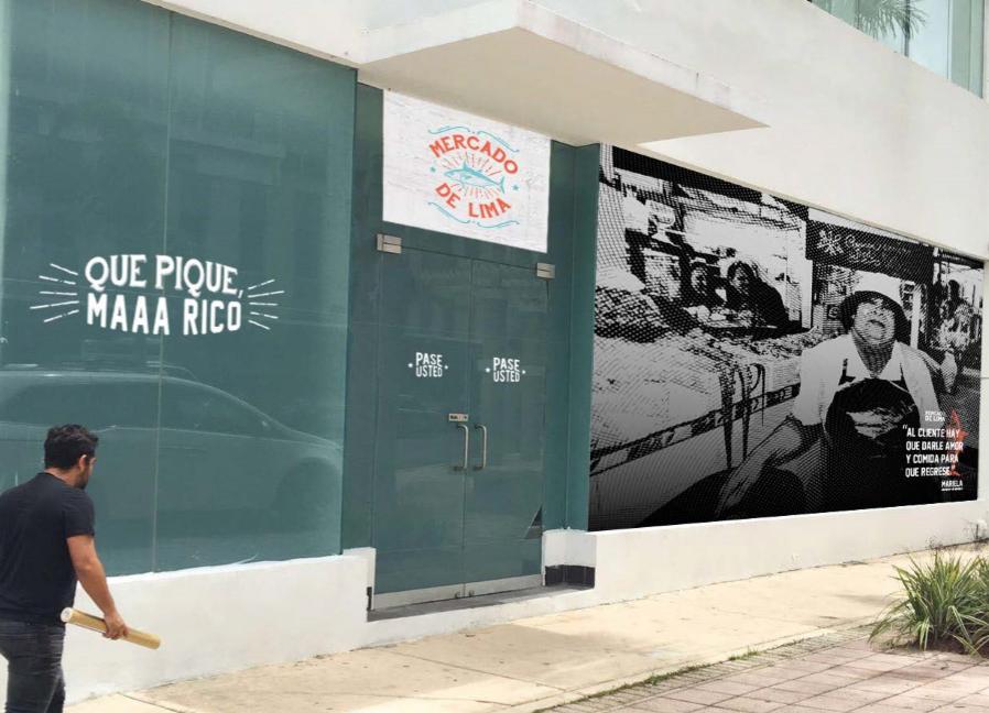 imagen corporativa gastronomia peruana puerto rico
