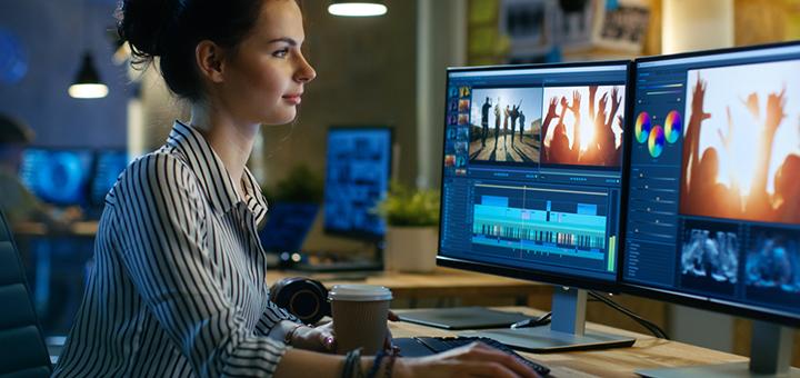 ¿Qué tan importante es el contenido visual en el marketing online?