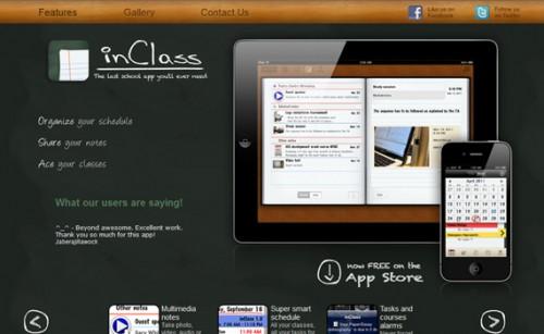 in-class-app