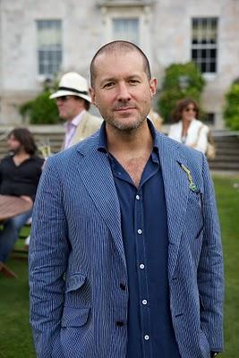 Jonathan Ive, en genio diseñador de los productos de Apple