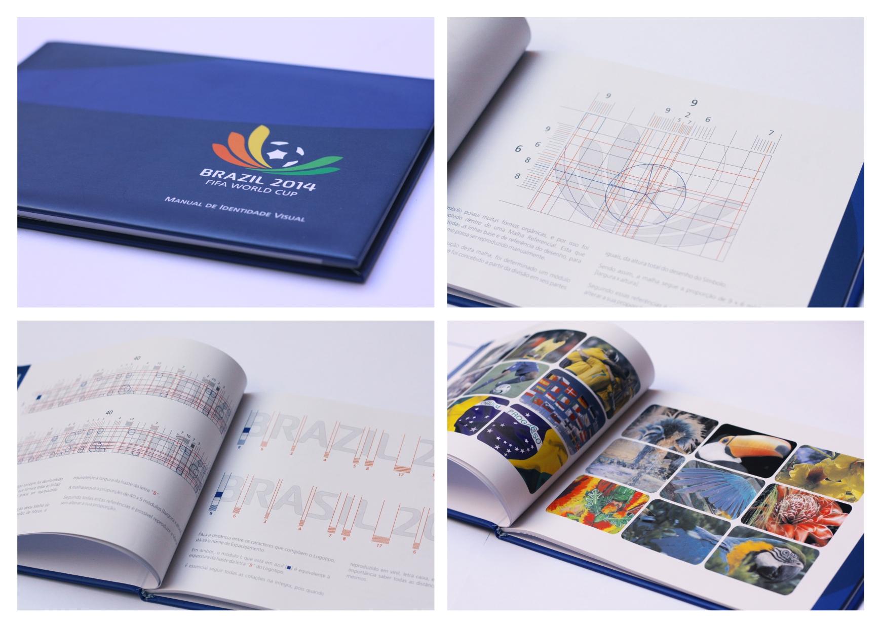 Manual de Identidad Visual - Brazil 2014