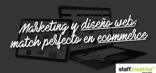 marketing diseno web match perfecto ecommerce