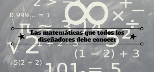 matemáticas-diseñadores