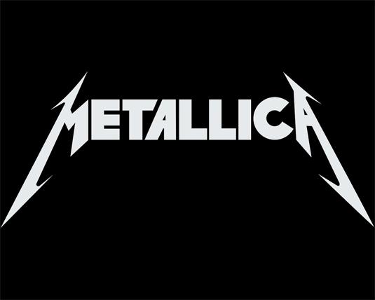 Este diseño de logo de Metallica muestra todo lo que la banda representa.