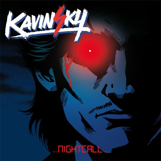 Kavinsky es conocido por su música electrónica inspirada en los 80.