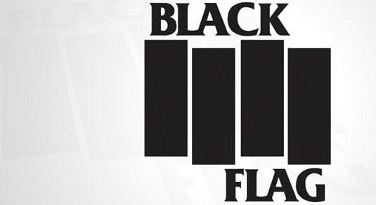 El logo fue diseñado por Raymond Pettibon, quien también creó el nombre de la banda.