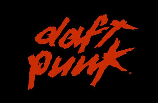 Daft Punk usa una influencia punk para su diseño de logo.
