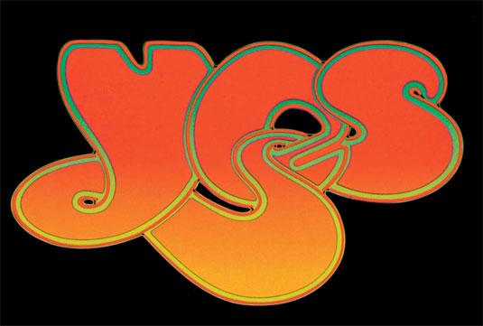 Un logo que resumen a la perfección la escena musical de los 70.