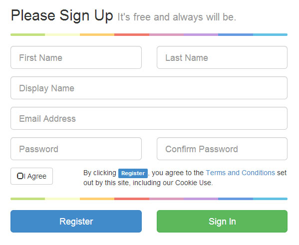 mix-match-register-form