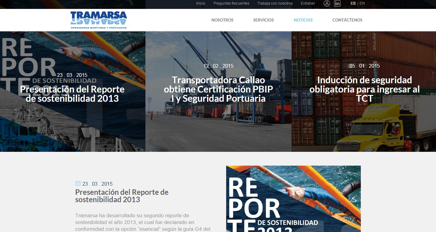 página-web-tramarsa-noticias