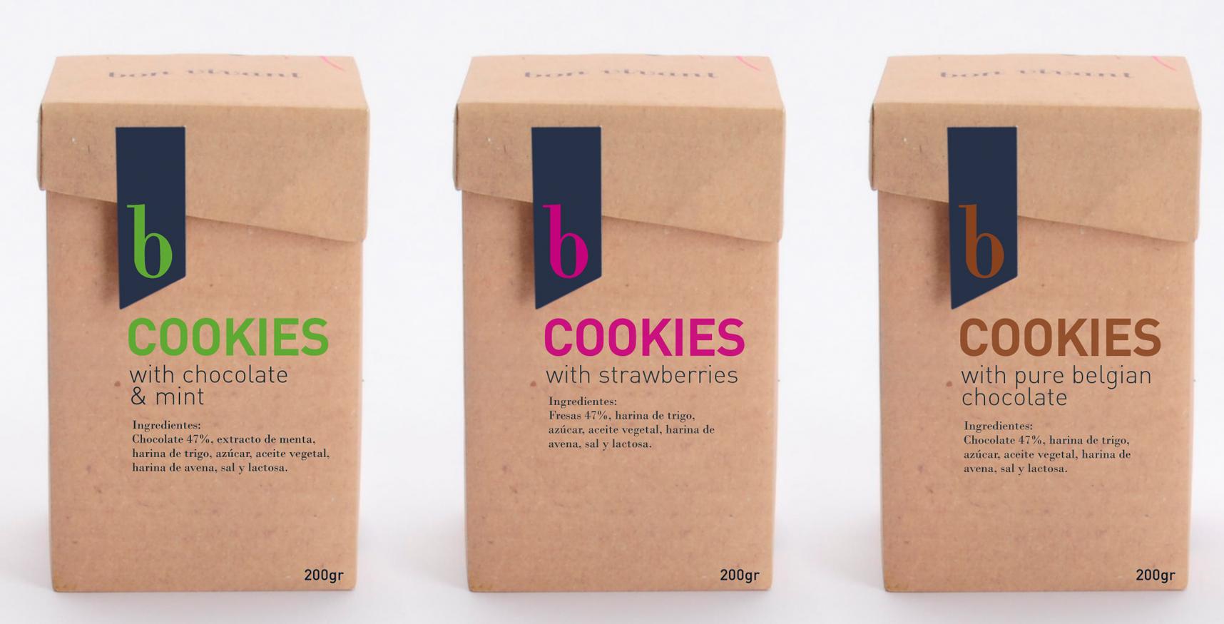 packaging galletas