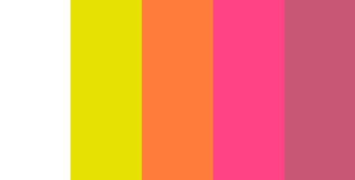 Cómo usar Colores Cálidos en Proyectos de Diseño